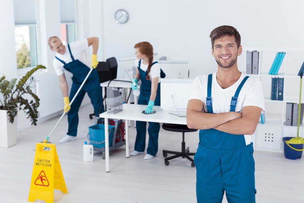 บริษัทรับบริการทำความสะอาดครบวงจร